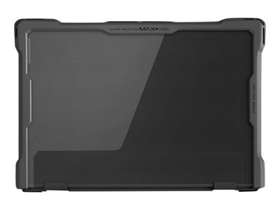 MAXCases EdgeProtect Plus Notebook top and rear cover black