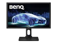 BenQ Designer PD2700Q 27' 2560 x 1440 HDMI DisplayPort Mini DisplayPort Pivot Skærm