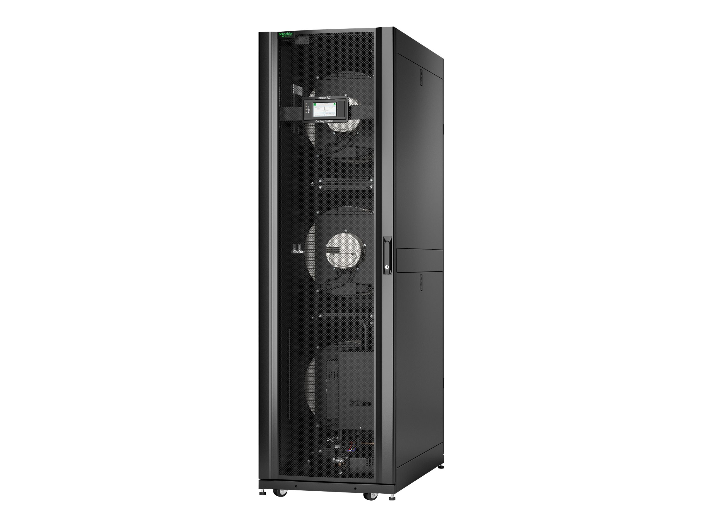 APC InRow RC rack air-conditioning cooling system chilled water - 42U