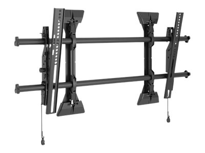 Chief X-Large FUSION XTM1U-G Micro-Adjustable Tilt Wall Mount - mounting kit