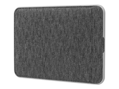 Incase Designs ICON Notebook sleeve 12INCH heather black gray for Ap