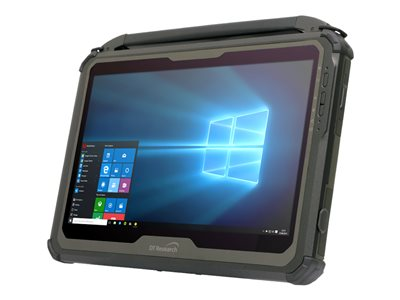 DT Research Rugged Tablet DT340T Tablet Core i5 8250U / 1.6 GHz Win 10 Pro 8 GB RAM