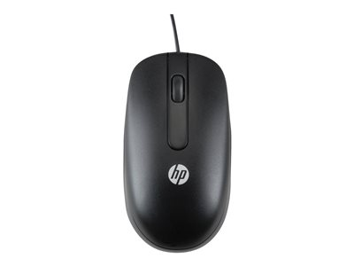 HP Mouse optical 3 buttons wired USB bulk (pack of 100)