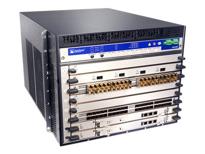 Juniper MX-series MX480 Router ATM, Frame Relay, TDM rack-mountable