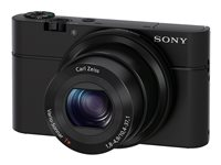 Sony Cyber-shot DSC-RX100 - Digital camera
