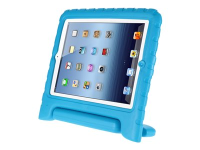 i-Blason ArmorBox Kido Back cover for tablet silicone, polycarbonate blue