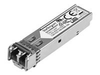 StarTech.com Cisco GLC-SX-MM-RGD Compatible SFP Module - 1000BASE-SX - 1GE Gigabit Ethernet SFP 1GbE Multimode Fiber MMF Optic Transceiver