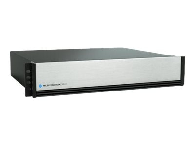 Milestone Husky M550 Advanced NVR 64 TB networked 2U rack-mountable
