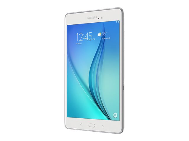 """Samsung Galaxy Tab A - tablet - Android 6.0 (Marshmallow) - 16 GB - 8"""""""