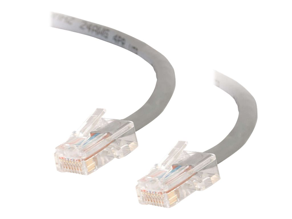 C2G Cat5e Non-Booted Unshielded (UTP) Network Patch Cable - Patch-Kabel - RJ-45 (M) bis RJ-45 (M) - 7 m - UTP - CAT 5e