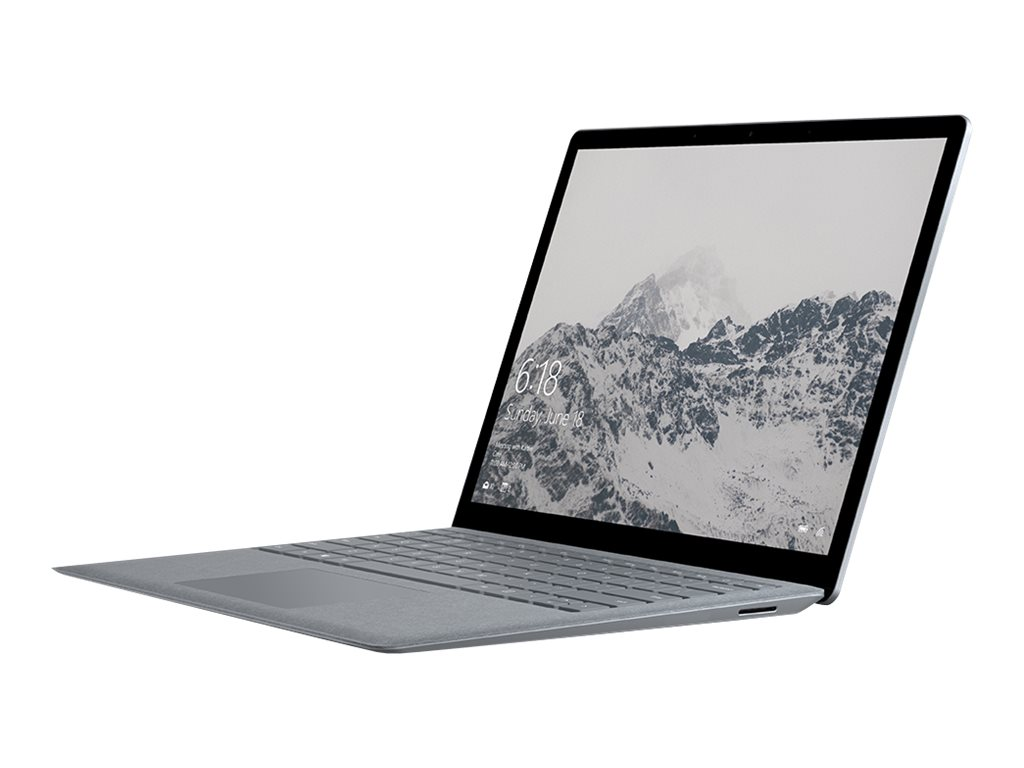 Microsoft Surface Laptop - Core i5 7200U / 2.5 GHz - Windows 10 S - 8 GB RAM - 256 GB SSD - 34.3 cm (13.5