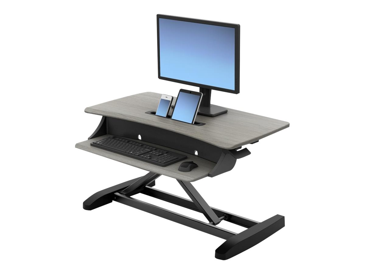 Shop Ergotron WorkFit-Z Mini Sit-Stand Desktop Image