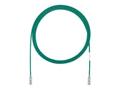 Panduit TX6-28 Category 6 Performance - patch cable - 2.74 m - green