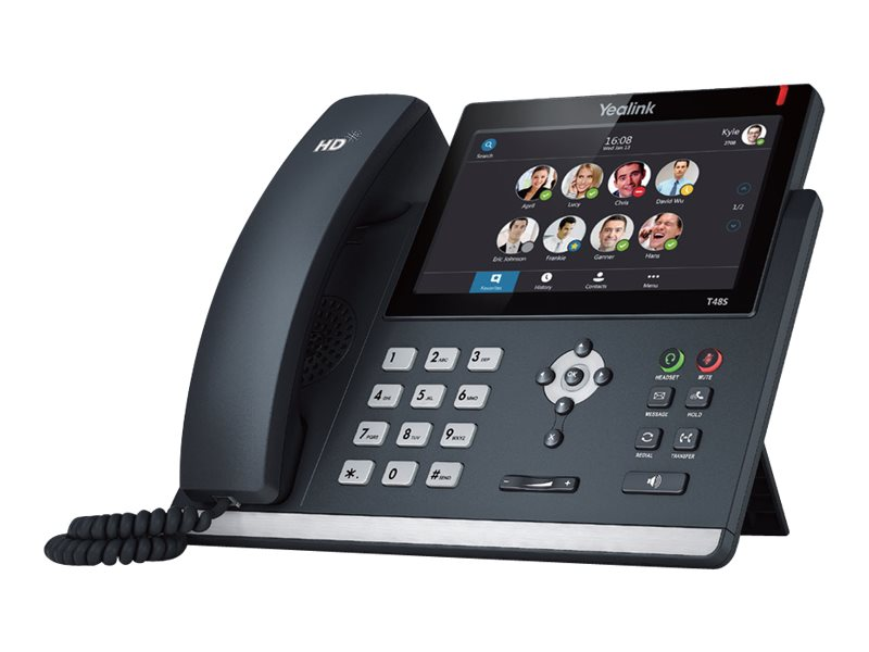 Yealink Skype for Business HD IP Phone T48S - VoIP-Telefon - SIP, SIP v2