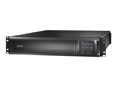 APC Smart-UPS X 3000 Rack/Tower LCD UPS AC 120 V 2.7 kW 3000 VA
