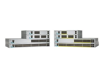 Cisco Catalyst 2960L-SM-48PQ Switch L3 smart