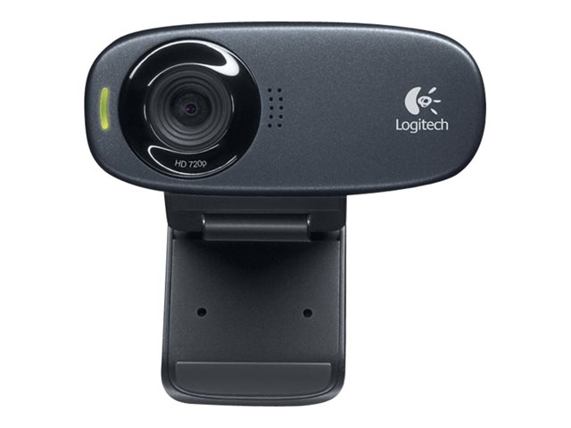 Image of Logitech HD Webcam C310 - web camera