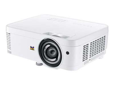 ViewSonic PS501W - DLP projector - short-throw - 3D