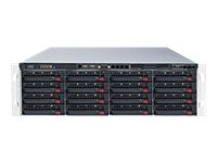 Supermicro SuperStorage Server 6037R-E1R16N Server rack-mountable 3U 2-way no CPU