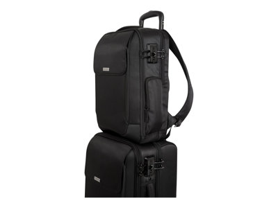 Kensington SecureTrek Notebook carrying backpack 15.6INCH black