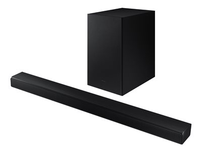 Samsung HW-A550 - sound bar system - wireless