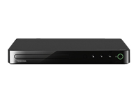 Toshiba BDX2400KE - Blu-ray-Disk-Player