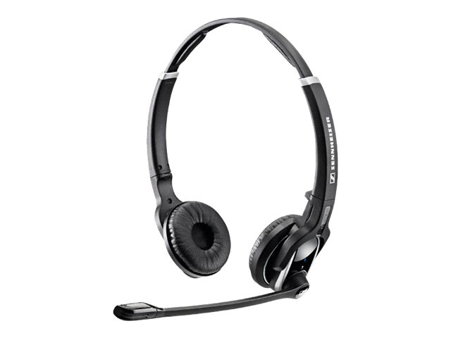 Sennheiser DW Single headset of DW 30 - Casque - sur-oreille - DECT CAT-iq - sans fil