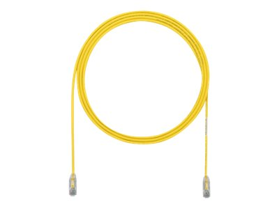 Panduit TX6-28 patch cable - 3.5 m - yellow
