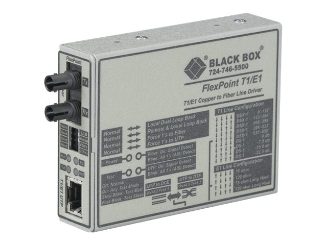Black Box FlexPoint - short-haul modem