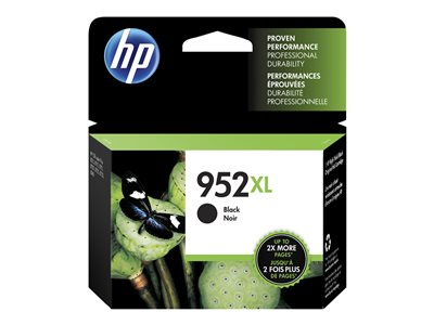 HP 952XL 42.5 ml High Yield black original blister ink cartridge