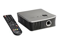 EMTEC Movie Cube Theater T800 - DVB digital TV tuner / HDD recorder (HDD required) / projector