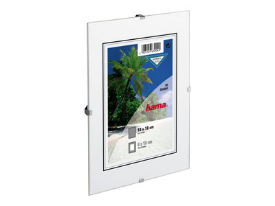 Hama Frameless Picture Holder Clip-Fix