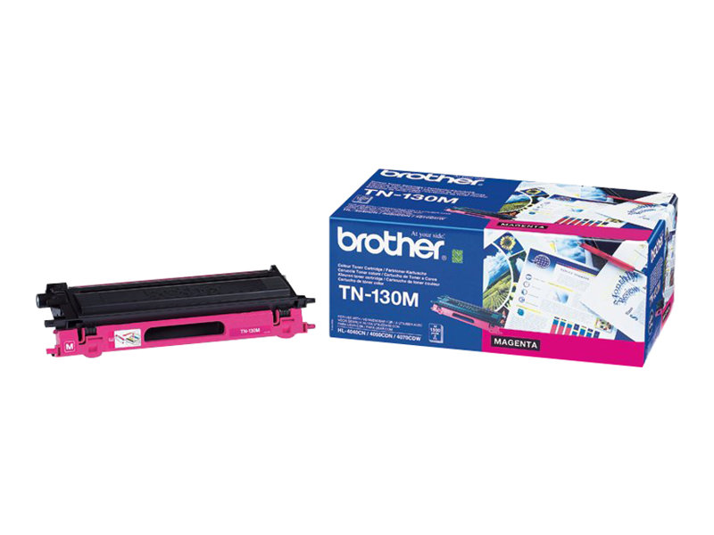 Brother TN130M - Magenta - Original - Tonerpatrone - für Brother DCP-9040, 9042, 9045, HL-4040, 4050, 4070, MFC-9440, 9450, 9840