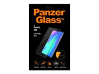 PanzerGlass Case Friendly sort, Krystalklar for Huawei P30