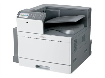 Lexmark C950DE - Printer - color - Duplex - LED - A3/Ledger - 1200 x 1200 dpi - up to 50 ppm (mono) / up to 45 ppm (color) - capacity: 620 sheets - USB 2.0, Gigabit LAN, USB 2.0 host with 4 years OnSite Repair