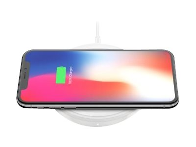 Belkin BOOST UP Bold Wireless Charging Pad tapis de chargement sans fil