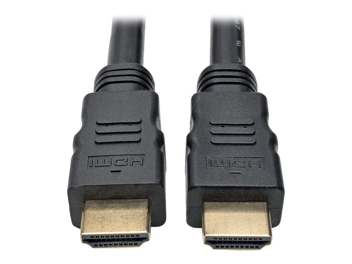 Tripp Lite High Speed HDMI Cable Active w/ Built-In Signal Booster M/M 65ft 65' - HDMI cable - 19.8 m