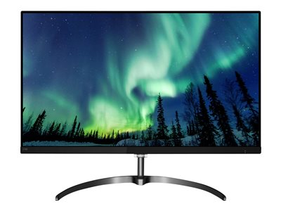 Philips E-line 276E8VJSB 27' 3840 x 2160 HDMI DisplayPort 60Hz