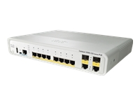 Cisco Catalyst 3560X WS-C3560C-8PC-S