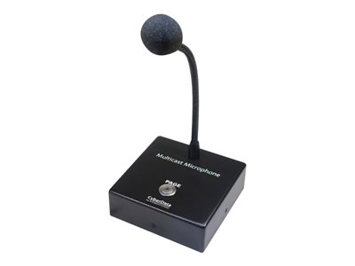 CyberData Multicast VoIP Network microphone RJ-45