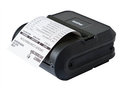 Brother RuggedJet RJ-4040 - label printer - monochrome - direct thermal