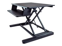 SIT STAND DESK CONVERTER - 35INDESK