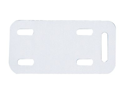 Panduit Thermal Transfer Marker Plates - labels - 2000 label(s) - 50.8 x 25.4 mm