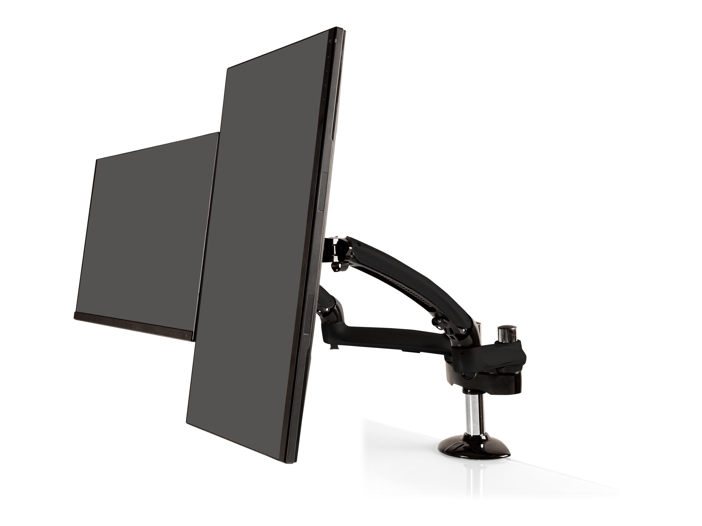 Ergotech Freedom Arm Dual FDM-PC-G02 - desk mount (adjustable arm)