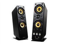 Creative GigaWorks T40 Series II Speakers for PC 32 Watt (total) 2-way gloss