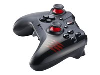 Mad Catz The Authentic C.A.T. 7 Gamepad 25 buttons wired for PC,