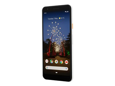Google Pixel 3a 64-A-14,22 wh | Google Pixel 3a 64GB Clearly White