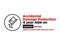 Lenovo ADP Accidental damage coverage (for system with 4 years on-site warranty) 4 years  image