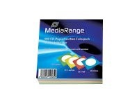 MediaRange CD-paper color-pack - Pochette CD