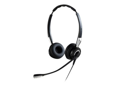 Jabra BIZ 2400 II USB Duo CC MS - headset